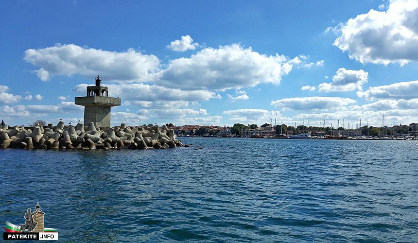 Пристанище Созопол