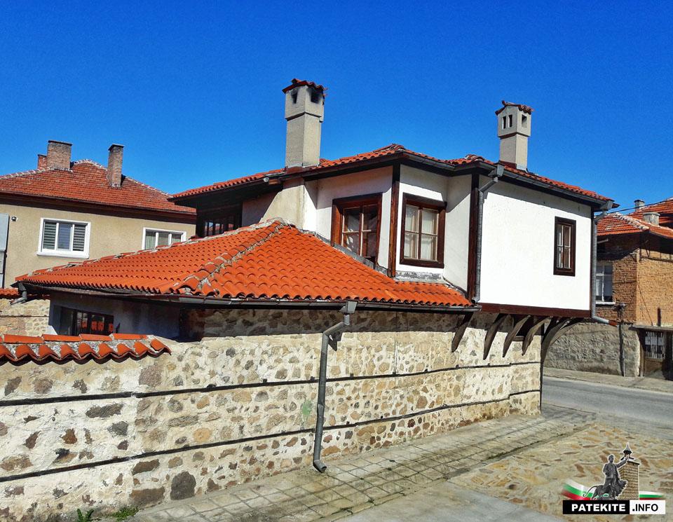 Стара къща в Брацигово