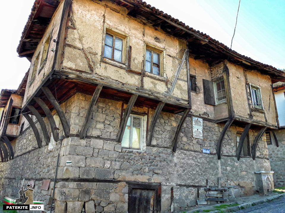 Траяновата къща в Брацигово