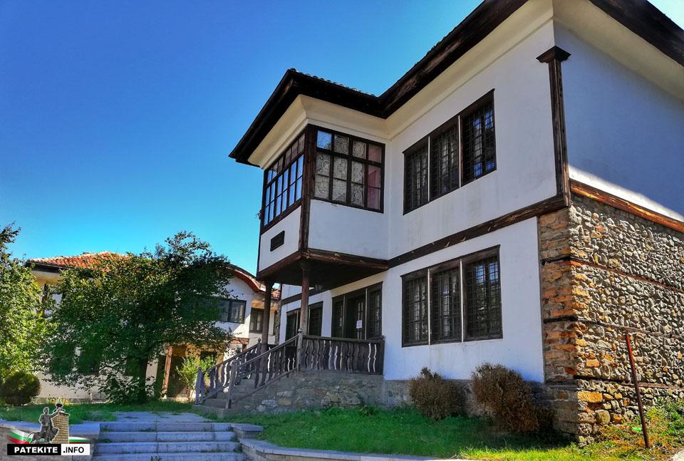 """Къща музей """"Ильо войвода"""" в Кюстендил"""