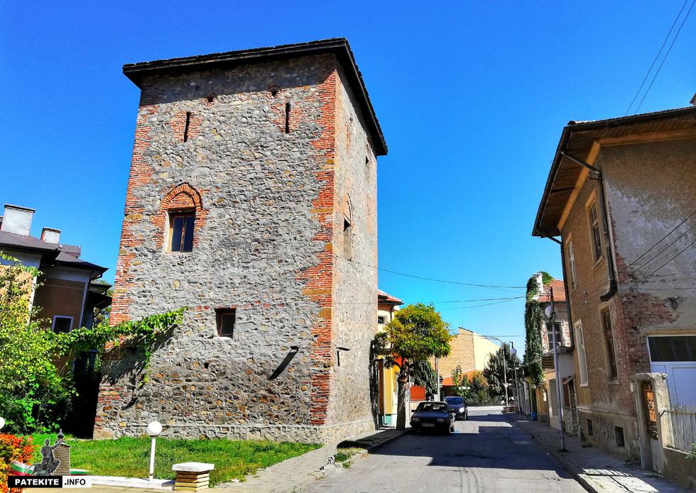 Пирговата къща в Кюстендил