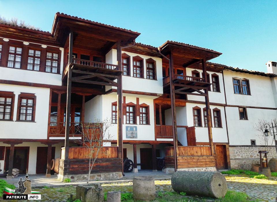Поповата къща в Брацигово