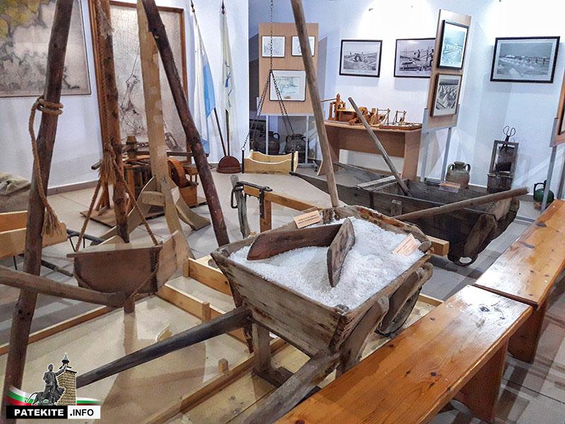 Музей на солта в Поморие
