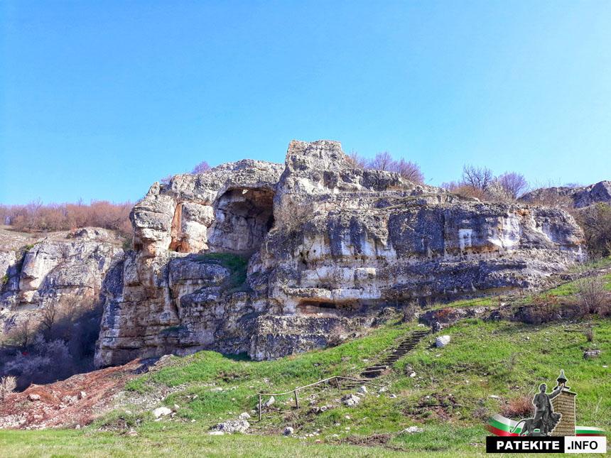 Баджалията скално светилище