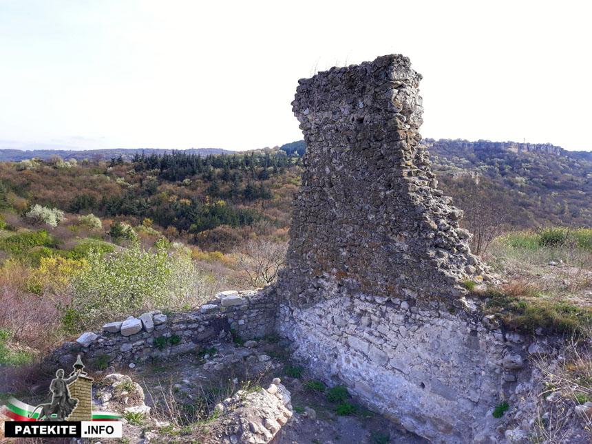 Петрич кале - крепостна кула