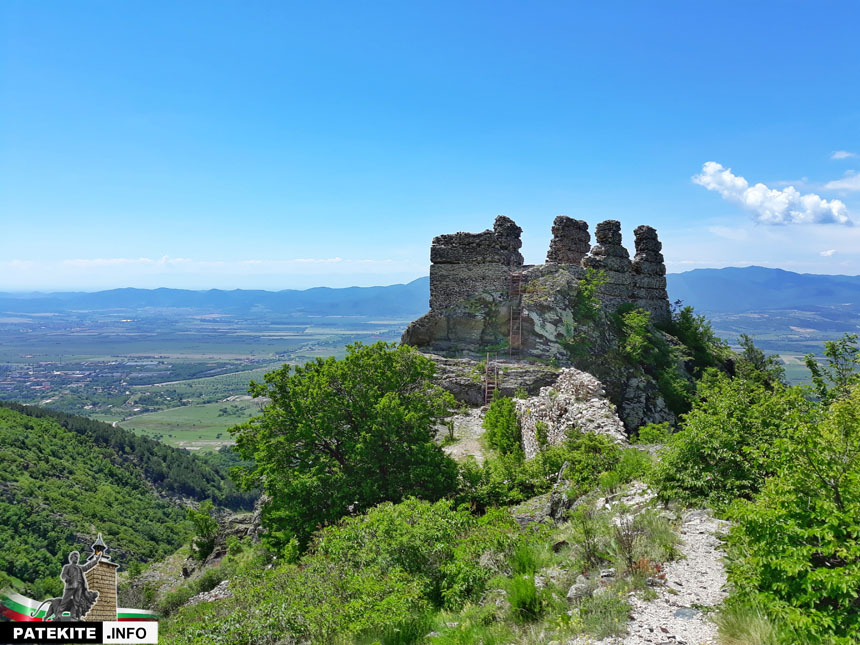 Южната кула на Крепост Копсис - Аневско кале
