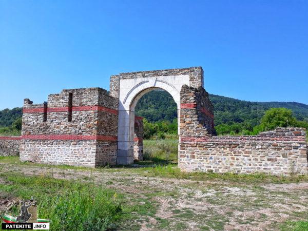 Крепост Состра