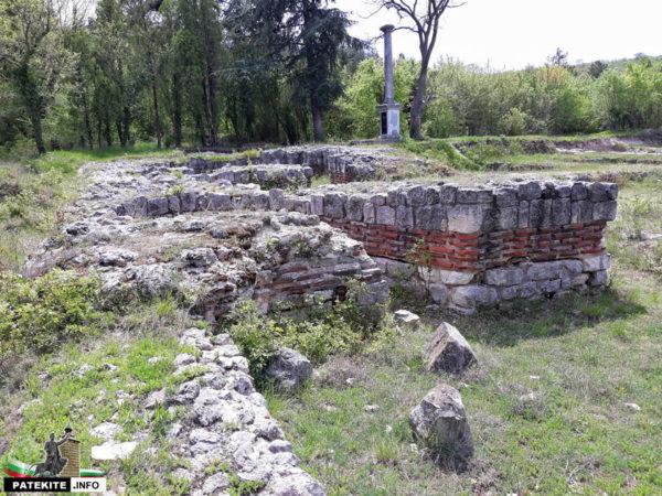 Базилика в местността Джанавара до Варна