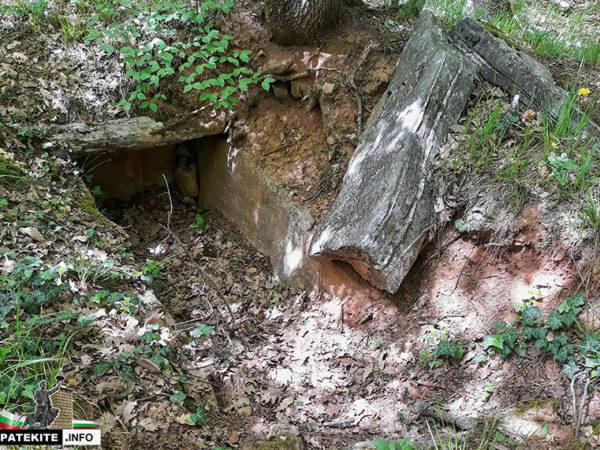 Пропада - каменен гроб