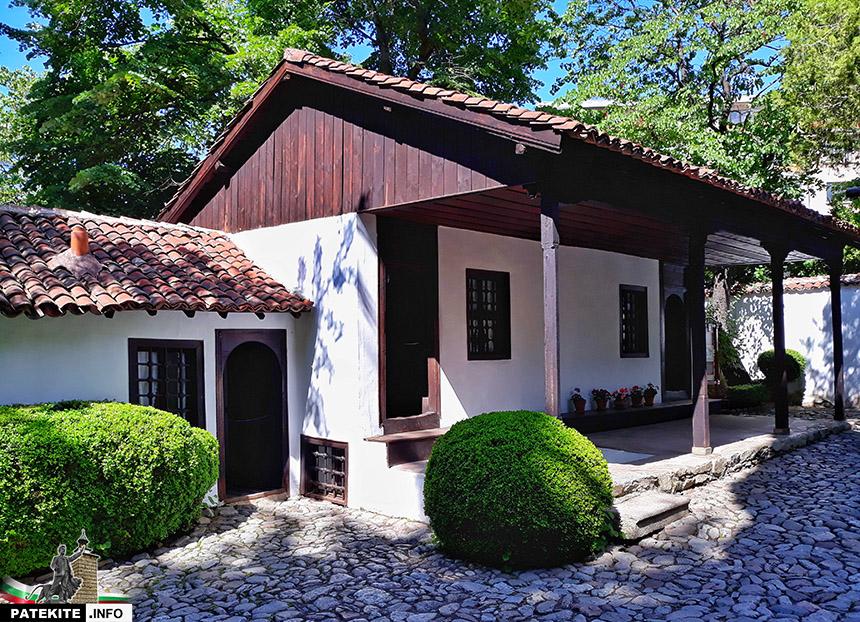 Родната къща на Васил Левски