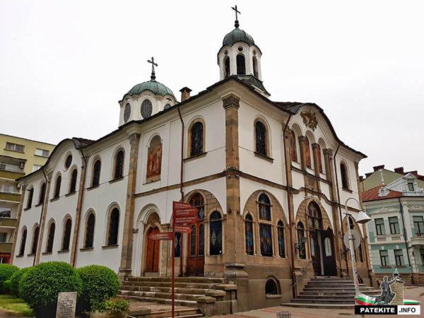 Църква Св. Троица в Габрово