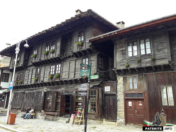 Лафчиевата къща в Дряново