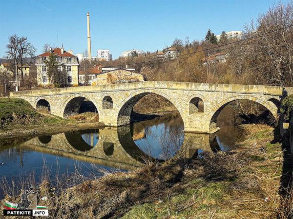 Мостът на Колю Фичето в Дряново