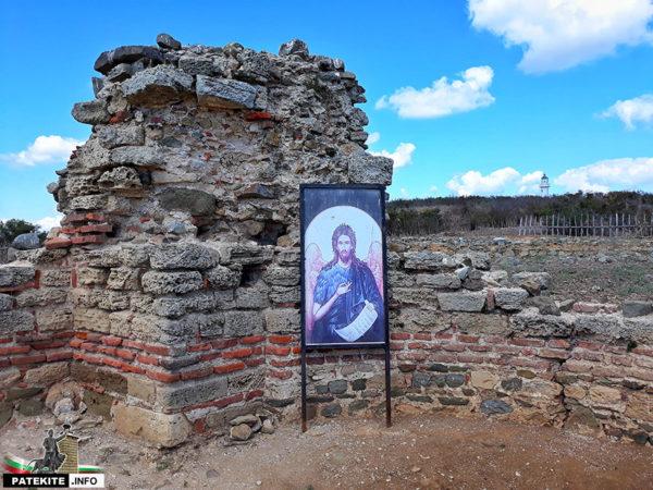 Манастир св. Йоан Предтеча на остров св. Иван