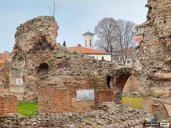 Римски терми Варна